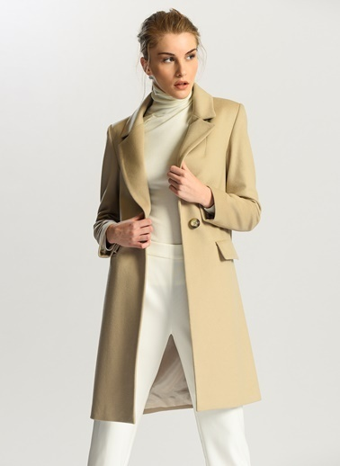 Yün Palto-Beymen